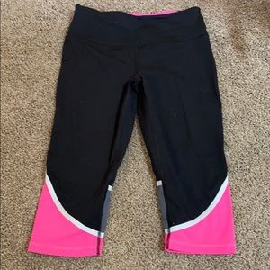 Victoria secret sport pink black ! Medium